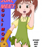 Digimon Adventure — [Prophet] — Jurl Meet Guilmon