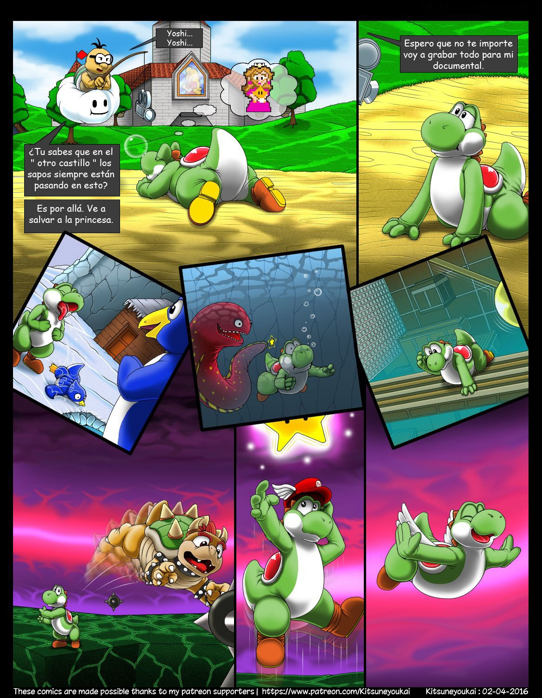 Goodcomix.tk Super Mario Bros - [Kitsune Youkai] - Just Dessert
