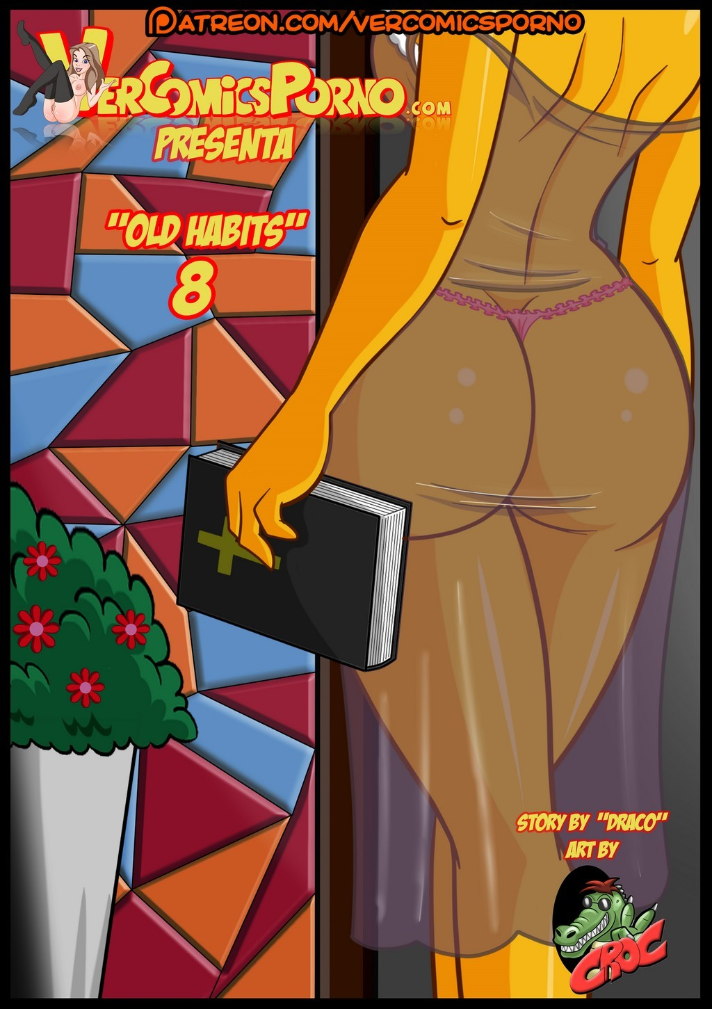 Goodcomix.tk The Simpsons - [VerComicsPorno][Croc] - Los Simpsons Viejas Costumbres.8 - Old Habits 8