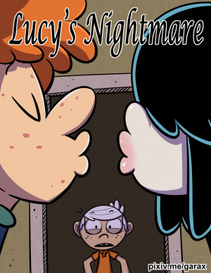 Goodcomix The Loud House - [Garabatoz] - Lucy's Nightmare