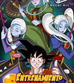 Dragon Ball - [VercomicsPorno][Accel Art] - Entrenamiento Especial - Special Training
