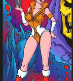 He-Man And The Masters Of The Universe — [AB Lust] — Teela Gets Captured