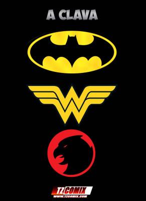 Goodcomix Batman - [Ale][TZ Comix] - A Clava