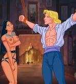 Pocahontas - [CartoonValley][NEW] - Bound Dick