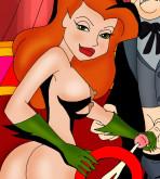 Batman - [Online SuperHeroes] - Check Out the Amazing Gotham City Circus Freak Show!