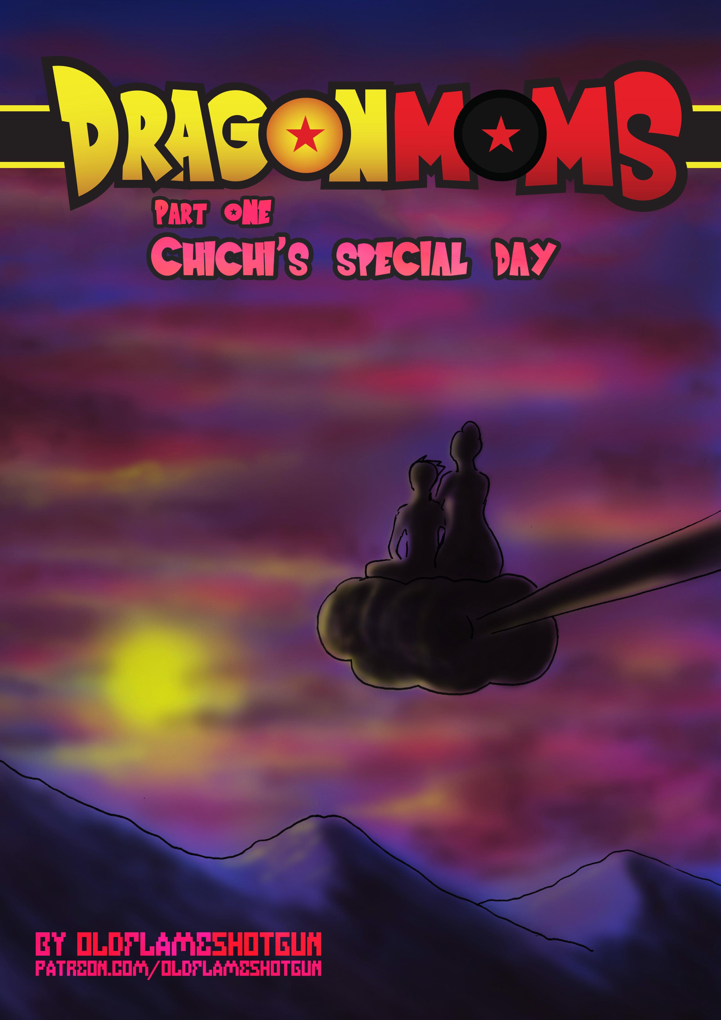 Goodcomix.tk Dragon Ball - [OldFlameShotgun] - Dragon Moms Part One - Chichi's Special Day
