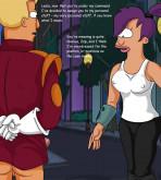 Futurama - [Comics-Toons] - Personal Staff (Dialog)