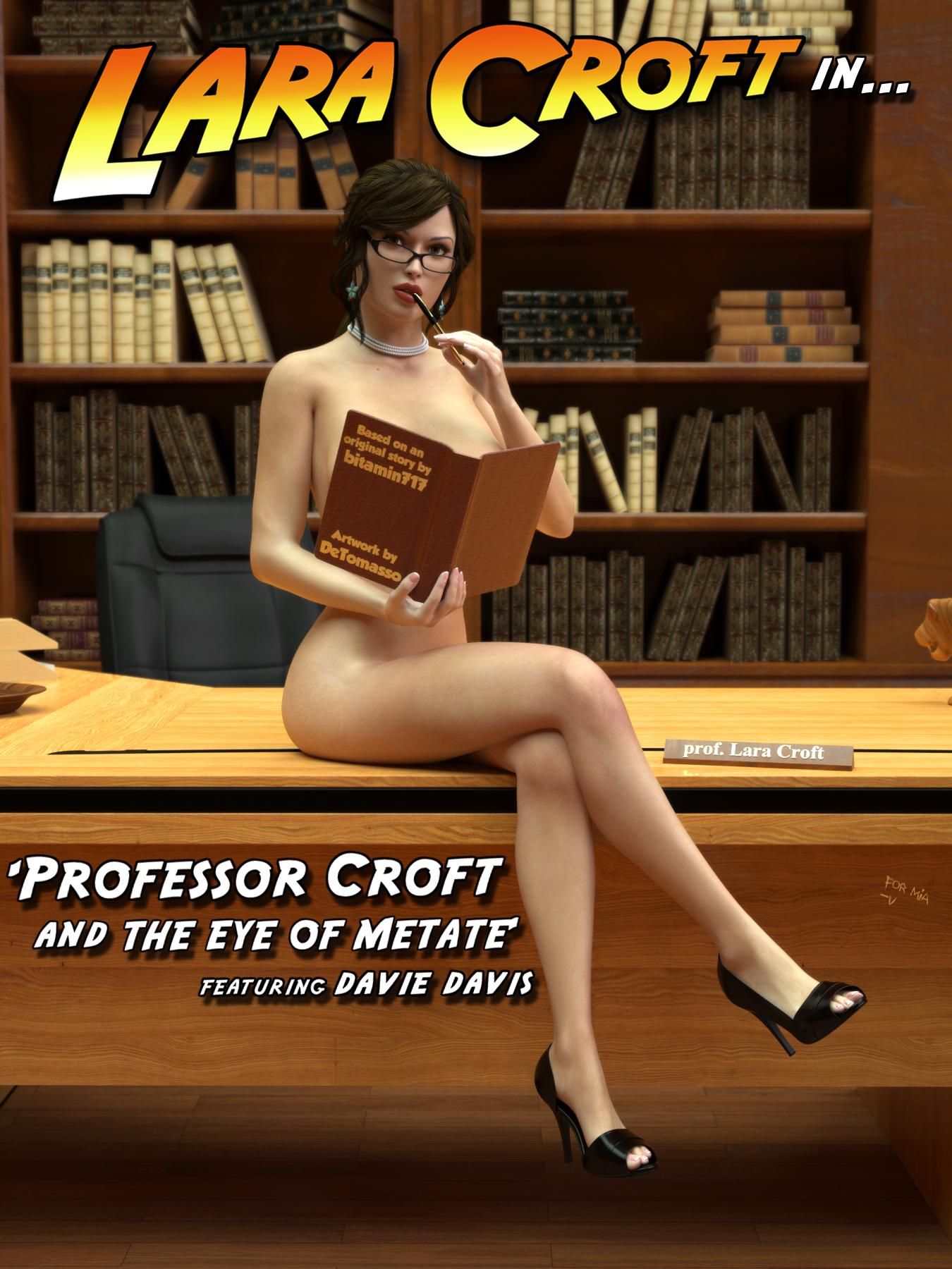Goodcomix.tk Tomb Raider - [DeTomasso] - Professor Croft and The Eye of Metate
