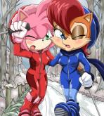 Sonic - [Palcomix][Mobius Unleashed][Dakina] - Saturday Night Fun 3