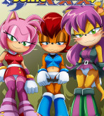 Sonic - [Palcomix][Mobius Unleashed] - Sonic XXX Project 4