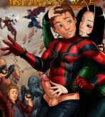 Spider-Man - [Tracy Scops][LLamaBoy] - Spider-Man Infinity War