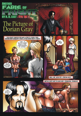 Goodcomix The Picture of Dorian Gray - [HorrorBabeCentral][A.B. Lust] - Another Fable of Fright - The Picture of Dorian Gray Part 1 of 4