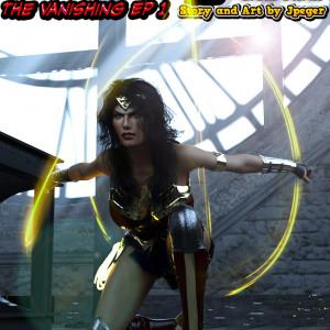 Wonder Woman - [Jpeger] - Blunder Woman - The Vanishing - Episode 1