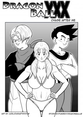 Goodcomix Dragon Ball - [FunsexyDragonBall (FunSexyDB)] - Chase After Me: Goten x Marron x Trunks
