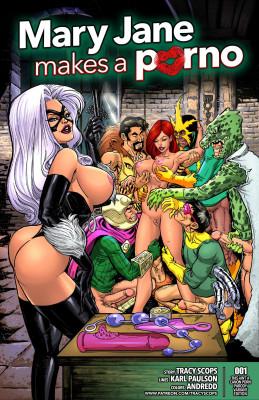 Goodcomix Spider-Man - [Tracy Scops][Karl Paulson] - Mary Jane Makes A Porno