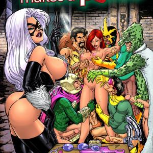 Spider-Man - [Tracy Scops][Karl Paulson] - Mary Jane Makes A Porno