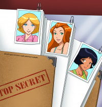 Totally Spies — [Palcomix] — Deep Cover Evaluation xxx porno