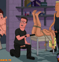 King Of The Hill - [ToonBDSM][acme] - BDSM Shed
