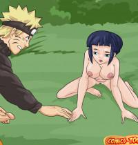 Naruto — [Comics-Toons] — Naruto x Hinata x Tsunade xxx porno