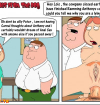 Family Guy — A Dogs Tale Comic Pages