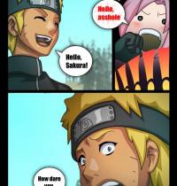 Naruto — [Comics-Toons] — Sakura X Naruto xxx porno