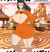Avatar the Last Airbender — [Jay Marvel] — Avatar Yangchen