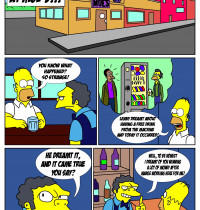The Simpsons — [Kuroishin] — One Day At Moe's