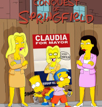 Simpsons — [Claudia-R(Riviera)] — 2 — Conquest Of Springfield