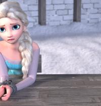 Frozen - [lvl3toaster] - Elsa's Bad Ending