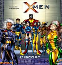 X-Men - [Seiren] - Discord