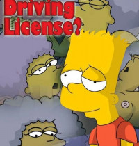 The Simpsons - [Comics-Toons] - How to get a driving licence xxx porno