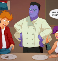 Futurama - [Kotaotake] - Typical Date With Fry