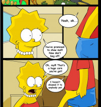 The Simpsons — [Drawn-Sex] — Long Day xxx porno