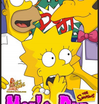 The Simpsons — [Comics-Toons] — Moe's Pub xxx porno