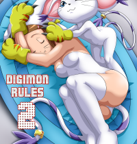 Digimon Adventure — [Palcomix][DigiHentai] — Digimon Rules 2