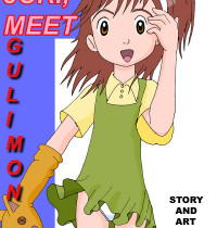 Digimon Adventure - [Prophet] - Jurl Meet Guilmon