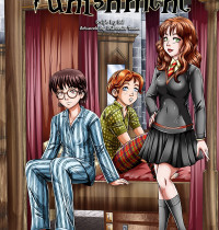 E:Harry Potter — [Palcomix][VIP] — Hermione's Punishment