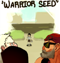 Golan The Insatiable - [Polyle] - Warrior Seed