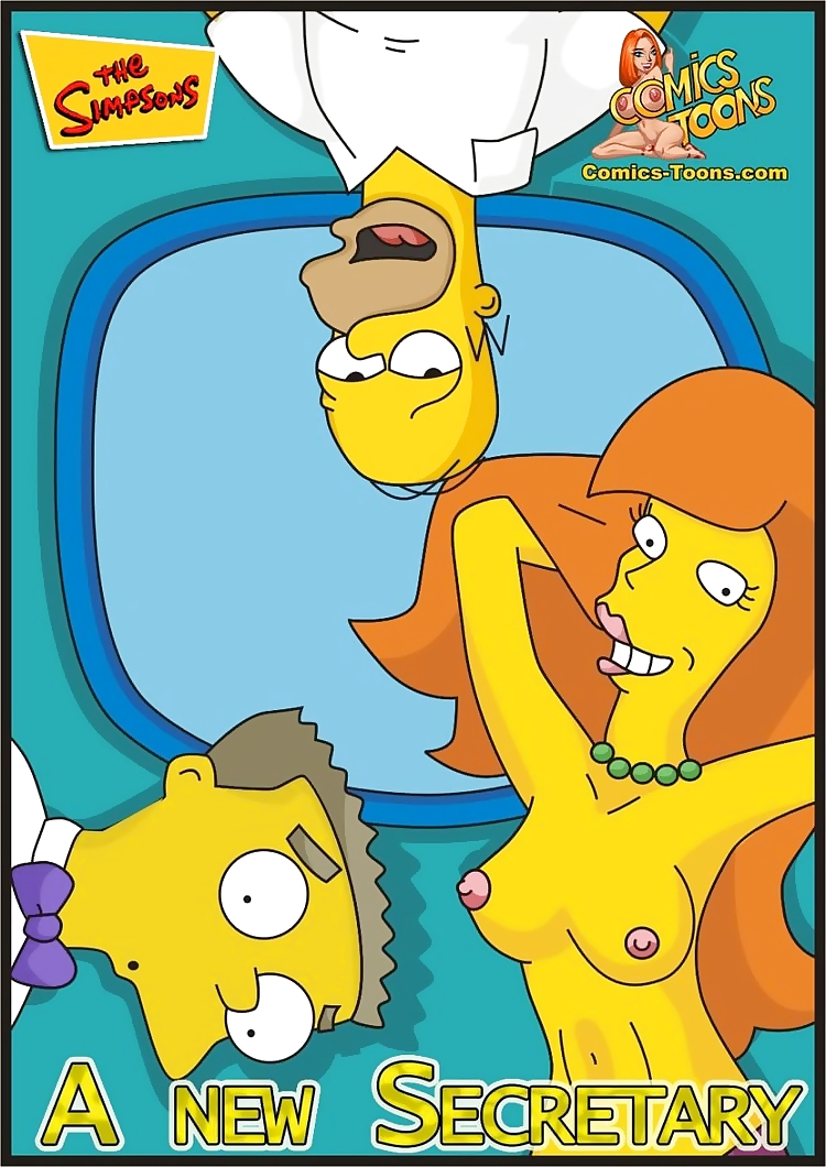 Goodcomix The Simpsons - A New Secretary xxx porno