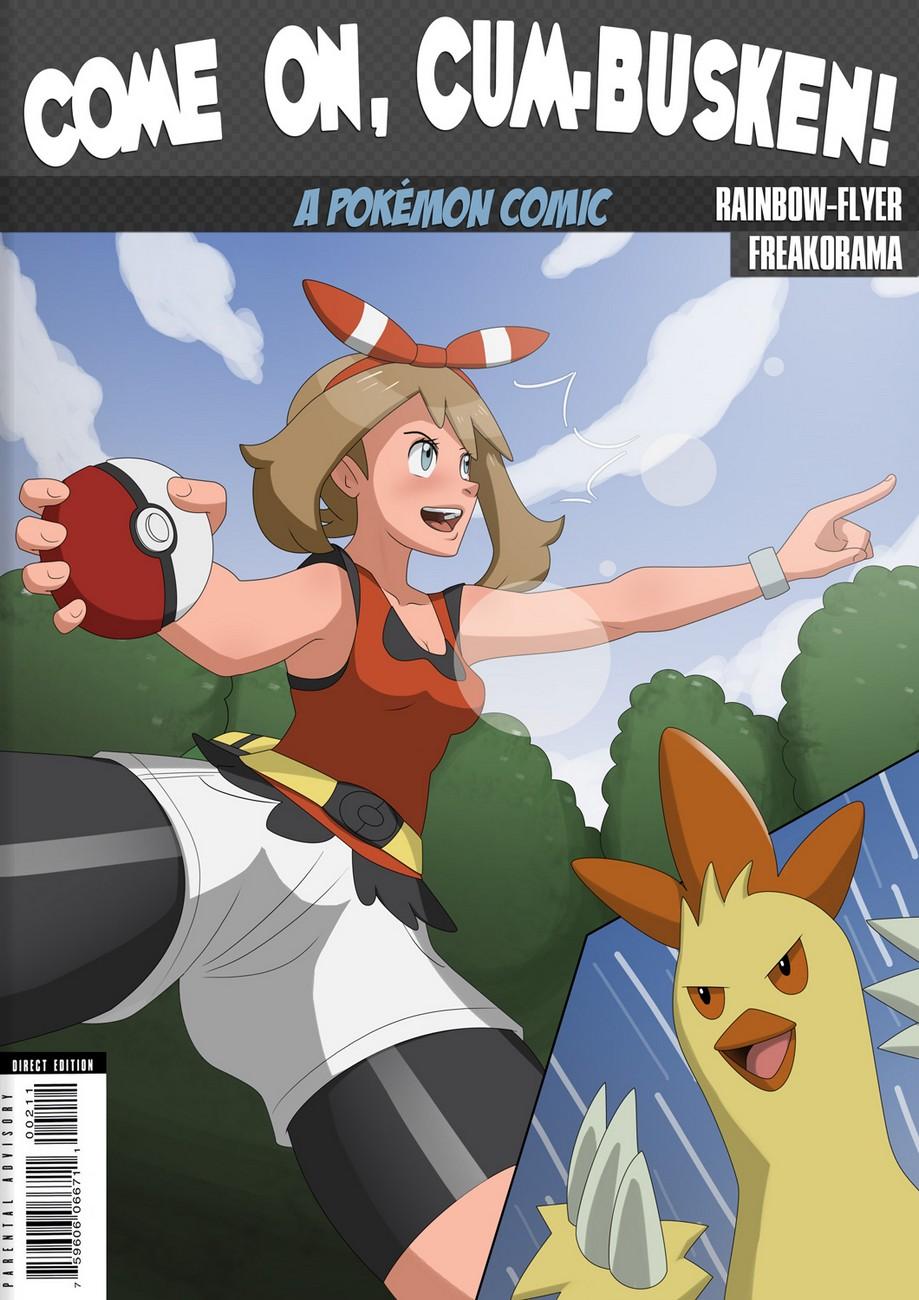 Goodcomix Pokemon - Come On, Cum-Busken xxx porno