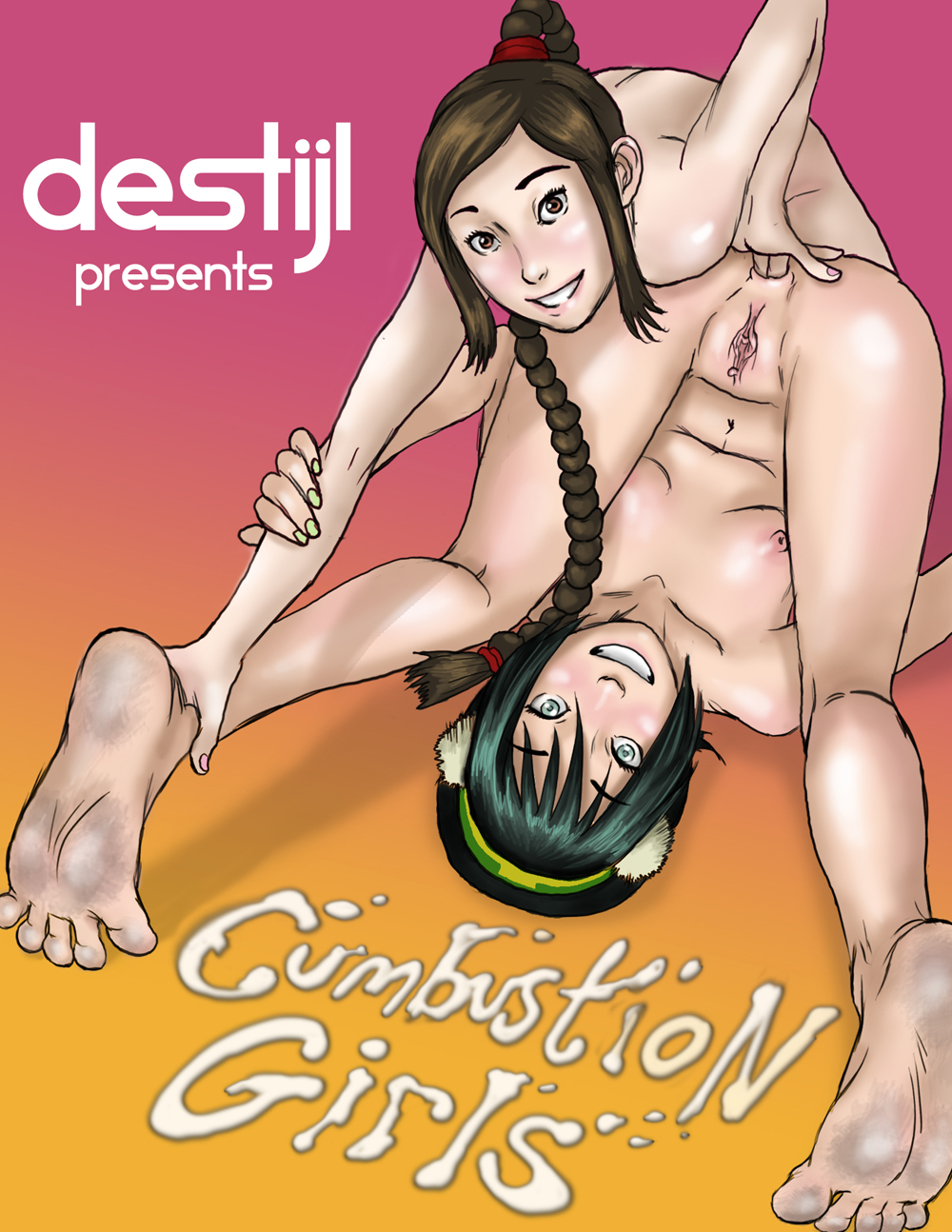 Goodcomix Avatar the Last Airbender - Cumbustion Girls 1 xxx porno