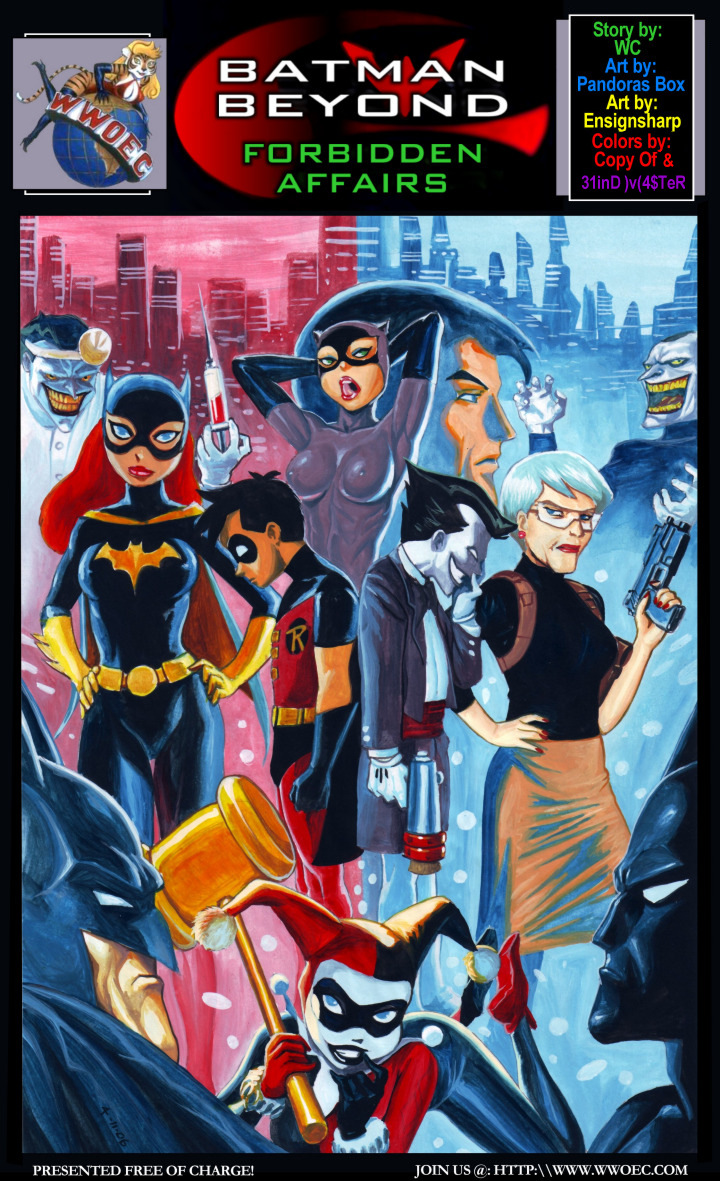 Goodcomix Justice League - Batman Beyond Forbidden Affairs - Chapter.1 (Batman) xxx porno