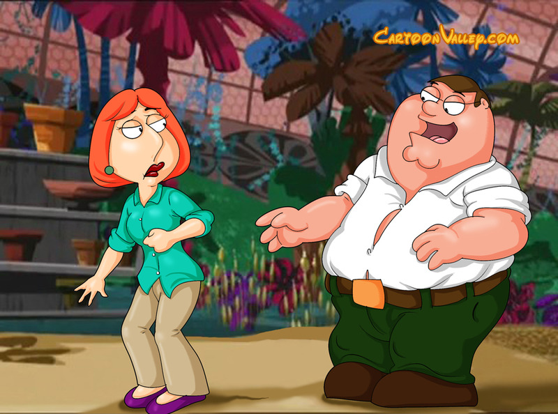 Goodcomix Family Guy - [CartoonValley] - Peter Fucks Lois in the Park xxx porno