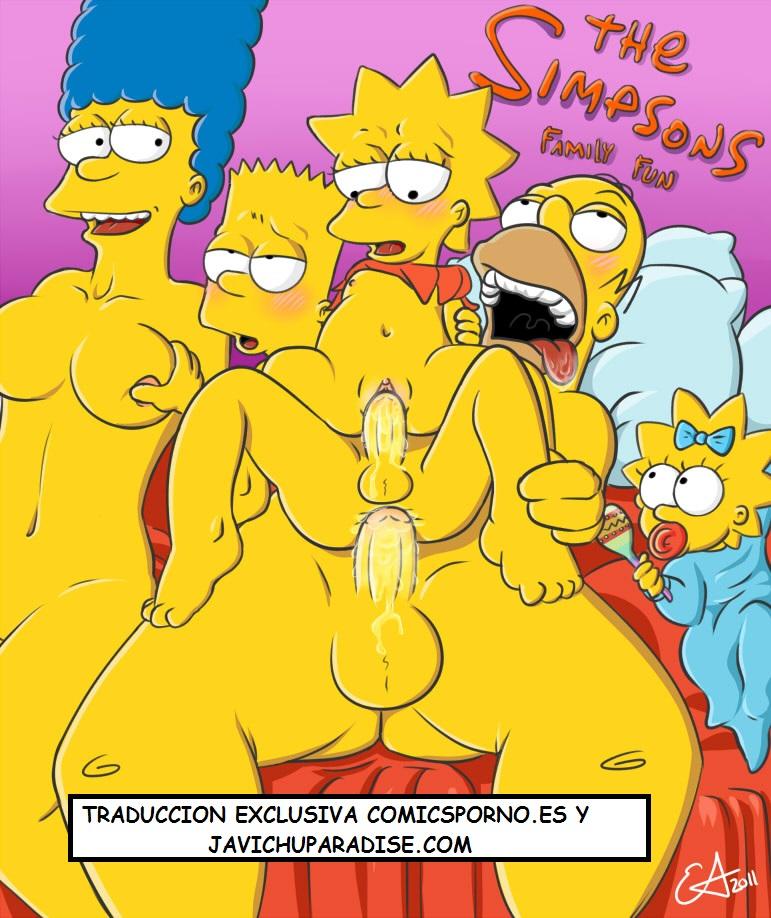 Goodcomix The Simpsons - Hillbillies xxx porno