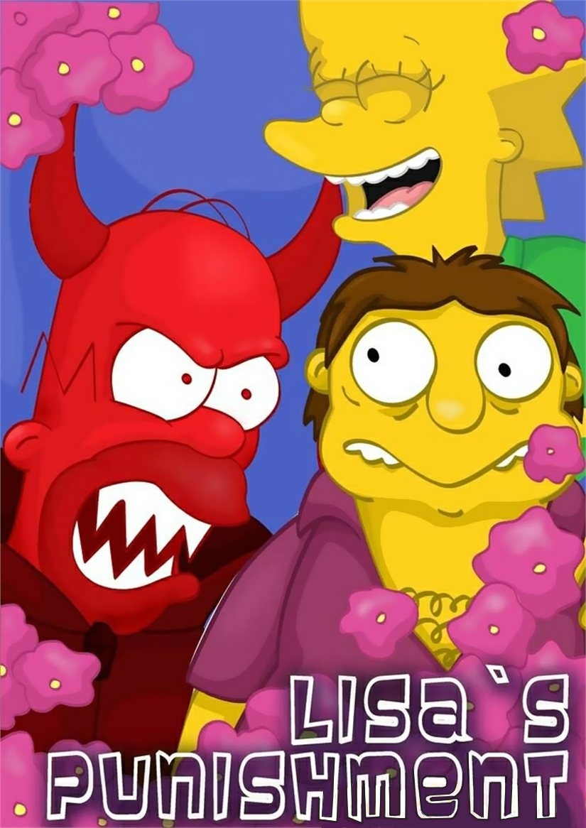 Goodcomix The Simpsons - [Comics-Toons] - Lisa's Punishment xxx porno