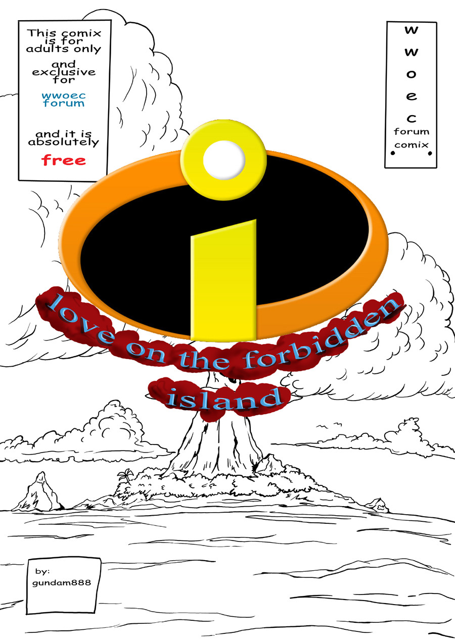 Goodcomix The Incredibles - [WWOEC] - Love On The Forbidden Island xxx porno