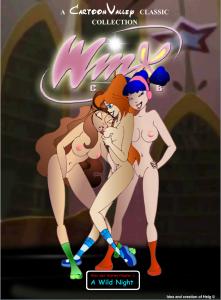 Goodcomix Winx Club - [CartoonValley] - A Wild Night xxx porno