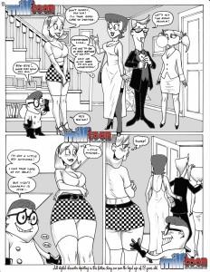 Goodcomix Dexter's Laboratory - [Milftoon] - Dexters Fap.1 (Lisa the Babysitter) xxx porno