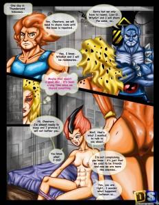 Goodcomix ThunderCats - [Drawn-Sex] - Lesbi Pussycat xxx porno