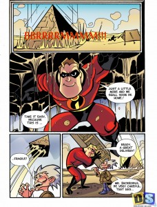 Goodcomix The Incredibles - [Drawn-Sex] - The Incredibles In Egypt